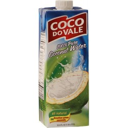 Agua De Coco Do Vale 33.8 Oz