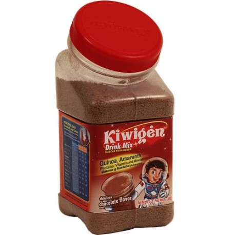 Kiwigen Chocolate Con Quinoa 12 Oz