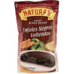 Frijol Negro Volteados Natura'S 400 Gr