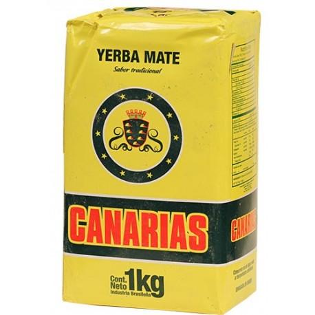 Yerba Mate Canarias 1 Kg