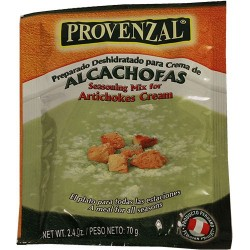 Alcachofas Provenzal 70 Gr