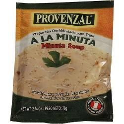 Sopa A La Minuta Provenzal 78 Gr