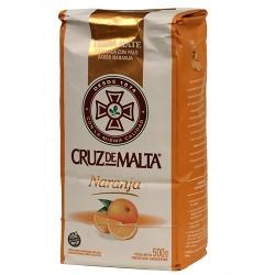 Cruz Malta Yerba Naranja Cruz Malta 500 Gramos