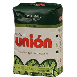 Yerba Mate Suave Union 1 Kl