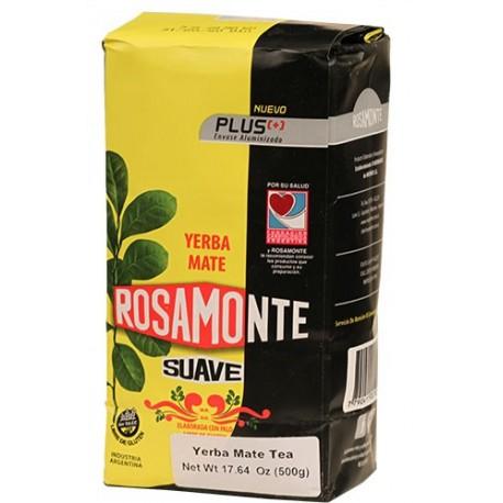 Yerbamate Suave Rosamonte 500 Gr
