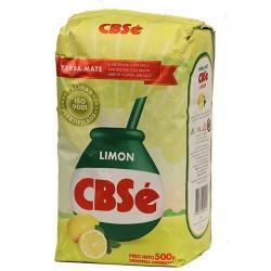 Cbse Yerba Mate Cbse Limon 500 Gr