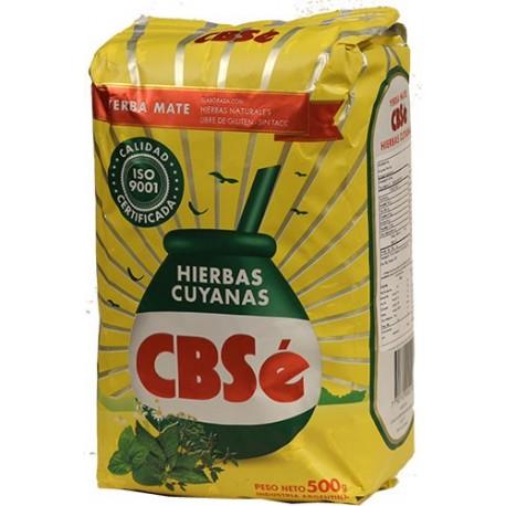 Yerba Mate  Cbse Hierbas Cuyanas 500 Gramos