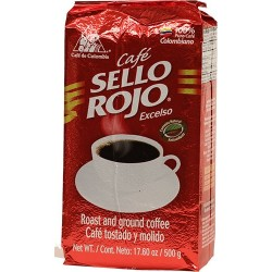 Cafe Sello Rojo 500 Gramos