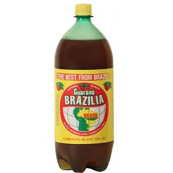 Guarana Brazilia 2 Litros