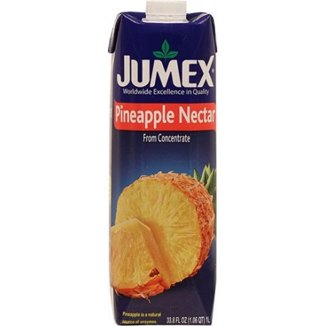 Nectar De Pi�a Jumex 1 Lt