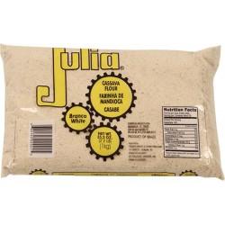Farinha De Mandioca Blanca Julia 2.2 Lb