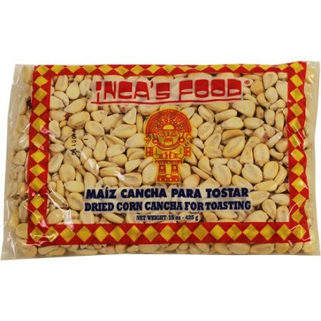 Maiz Cancha Incas Food 15 Oz