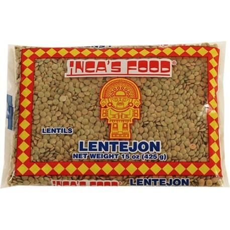 Lentejon Incas Food 15 Oz