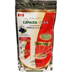 Linaza Plus Blueberries 8 Onzas