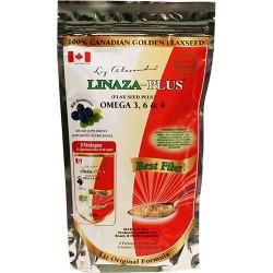Linaza Plus Blueberries 8 Onzas