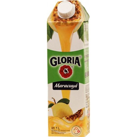 Nectar Gloria Maracuya 1 Litro