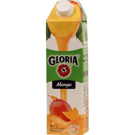 Nectar De Mango Gloria 1 Litro