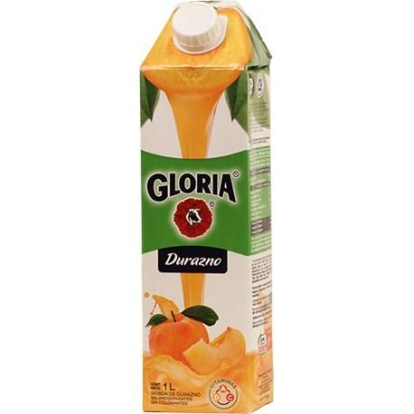 Nectar De Durazno Gloria 1 Litro