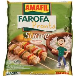Farofa Pronta Suave 250 Gr