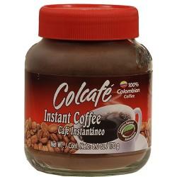 Colcafe Instantaneo 170 Gr 6 Onzas