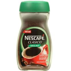 Nescafe Clasico Descafeinado 7 Oz