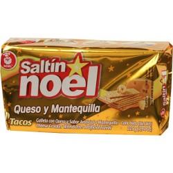 Taco Saltin Queso M. Noel 7.94 Onzas