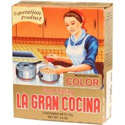 Color La Gran Cocina 70 Gr
