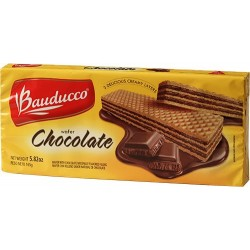 Wafer Chocolate Bauducco 5.82 Oz