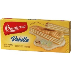 Wafer Vanilla Bauducco 5.82 Oz