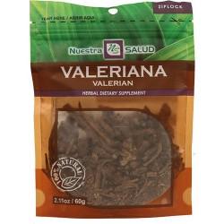 Valeriana Nuestra Salud 60 Gramos