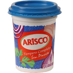 Tempero Completo Arisco 300 Gr