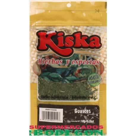 Guascas Kiska 10 Grams