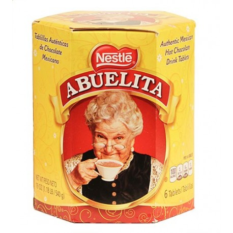 Chocolate Abuelita Nestle 19 Ounces