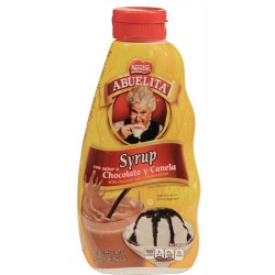Chocolate Syrup Abuelita Nestle 16 Ounces