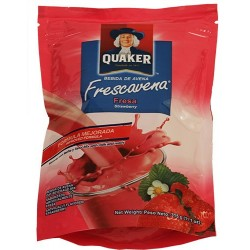 Strawberry Frescavena Quaker 12.35 Ounces