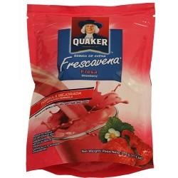 Strawberry Frescavena Quaker 12.35 Ounces