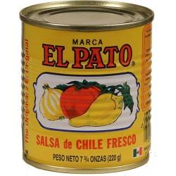 Chile Sauce El Pato 7.75 Ounces