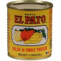 Chile Sauce El Pato 7.75 Ounces