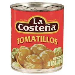 Tomatillo La Costeña 28 Ounces