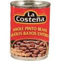 Whole Pinto Beans La Costeña 19 Ounces