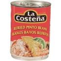 Refried Pinto Beans La Costeña 19 Ounces