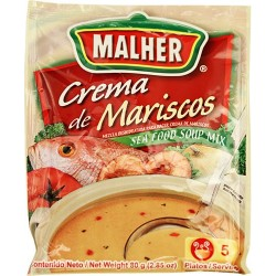 Seafood Soup Mix Malher 2.85 Ounces