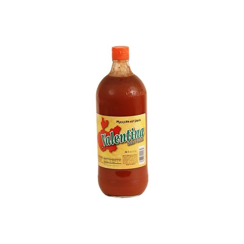 salsa roja picante valentina 34 oz model 9733900003 salsa roja picante ...