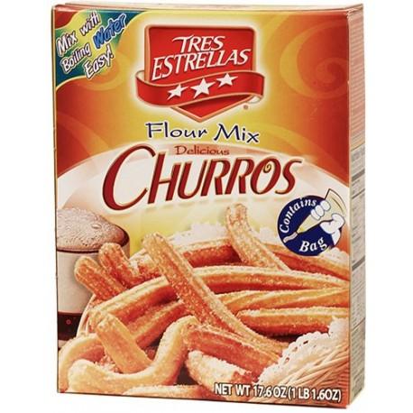 Churros Tres Estrellas 17.6 Oz