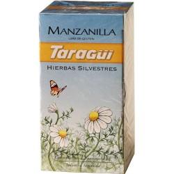 Te Manzanilla Taragui 25 Saquitos