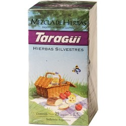 Te Hierbas Taragui 25 Bags