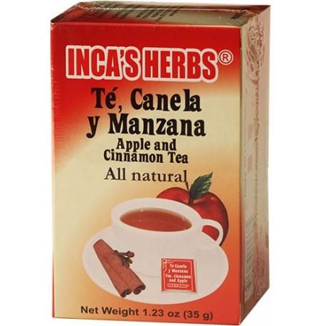 Inca'S Te Canela Y Manzana Inca'S 25 Und