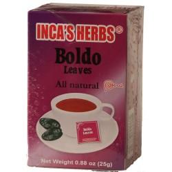 Te Boldo Inca'S 25 Und