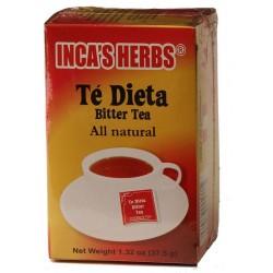 Te Dieta Inca'S X 25 25 Gr
