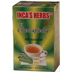 Te Chancapiedra Incas 25 Bolsas